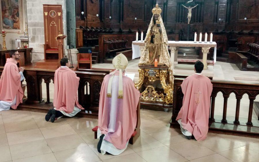 Atto di affidamento e di supplica a Santa Maria Patrona