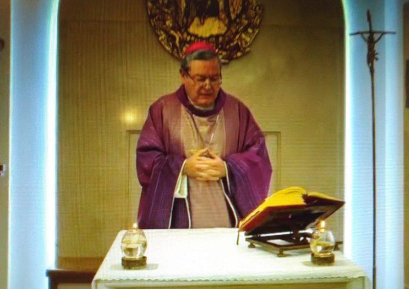 """Mons. Marcianò: """"è la compassione che libera dall'indifferenza"""""""