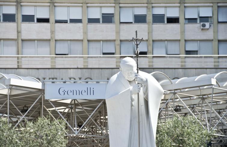 La gratitudine della Fondazione Policlinico Universitario Agostino Gemelli