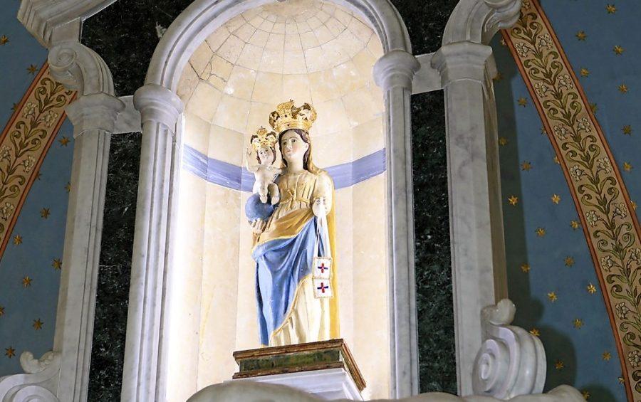 La preghiera alla Madonna del Rimedio