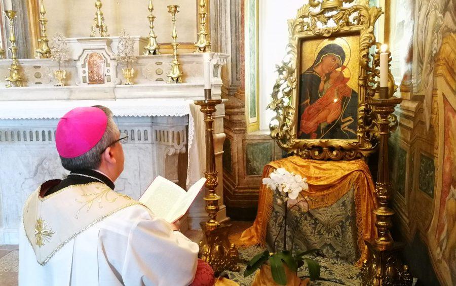 Supplica alla Vergine Maria
