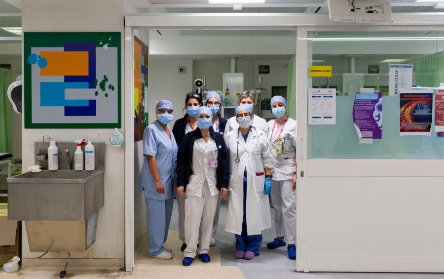 Il Policlinico Gemelli in prima linea per l'emergenza Coronavirus