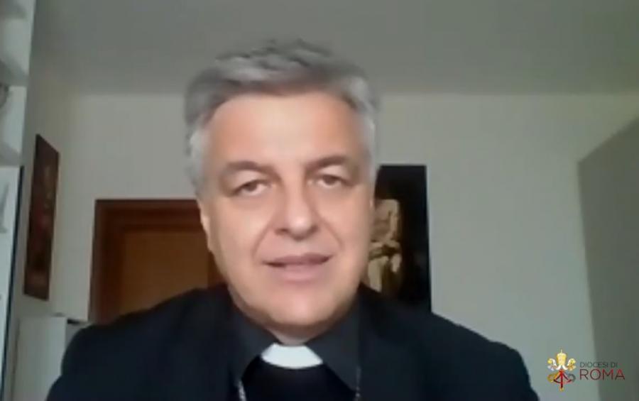 Caritas Roma: i cinque grazie di Mons. Palmieri