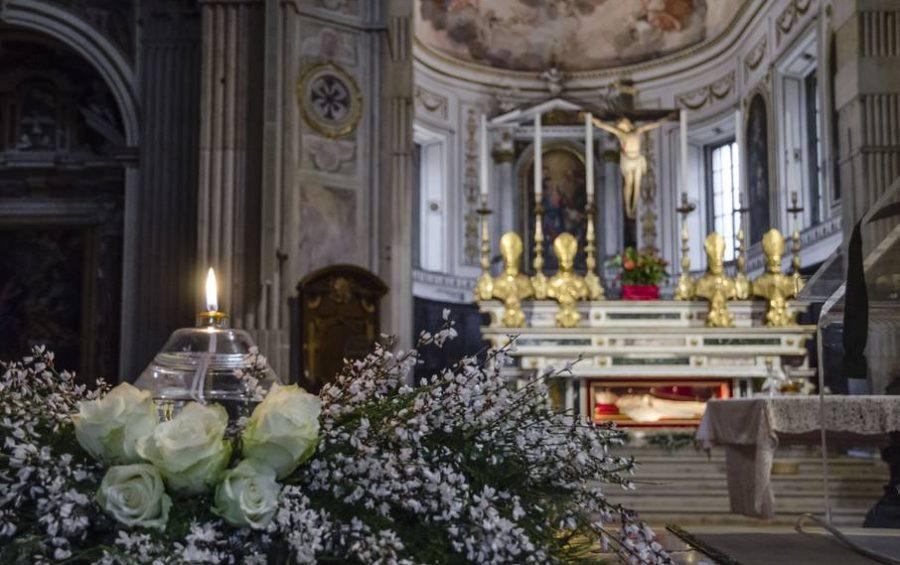 Sant'Anselmo e il suo amore per la Chiesa