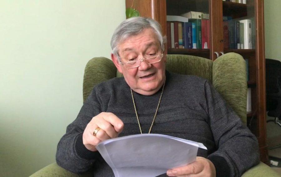 Mons. De Luca: il valore del silenzio