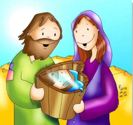 III Domenica di Quaresima: pregare in famiglia e con i bambini