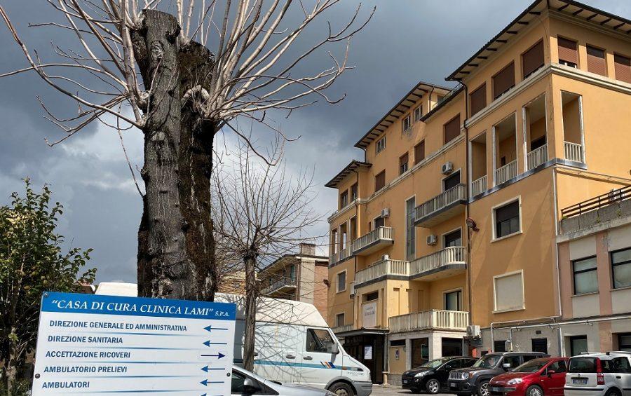 """Le Chiese di Camerino e Perugia insieme mettono a disposizione la """"Casa di Cura Clinica Lami"""""""