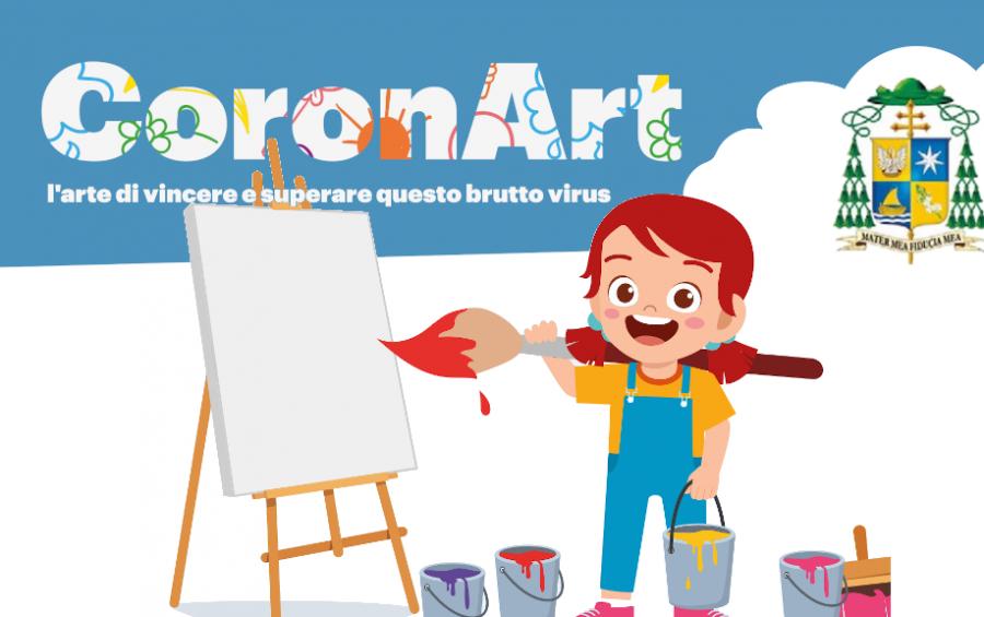 Fabriano. Mons. Massara lancia CoronArt, il concorso di disegno, poesia, musica e video