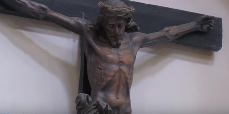 La Via Crucis con i testi di Paul Claudel