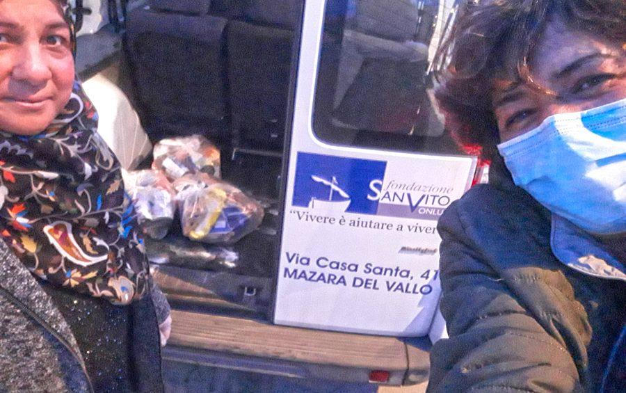 Assistenza no stop a famiglie e indigenti