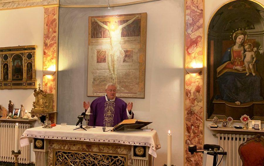 Domenica il card. Bassetti affida la diocesi al Cuore Immacolato di Maria