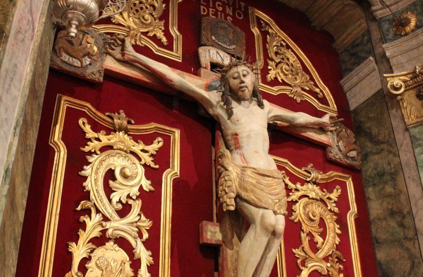 Atto di Affidamento al Crocifisso di San Luca