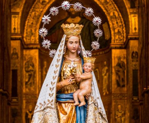 Atto di affidamento alla Madonna del Popolo