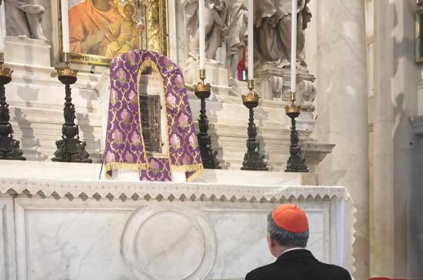 "Venezia. Mons. Moraglia, ""portate i pesi gli uni degli altri"""