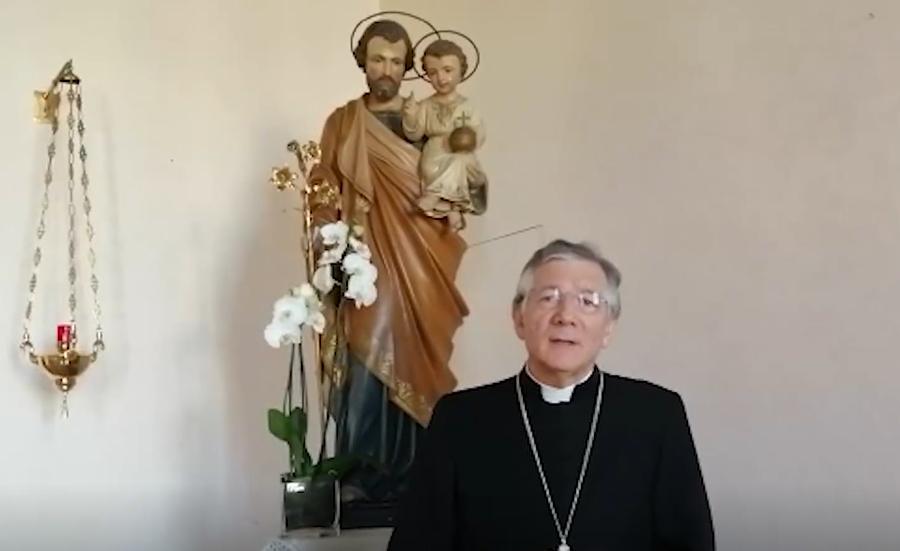 Venezia. Gli auguri del Patriarca per la festa di San Giuseppe e l'invito al Rosario di stasera