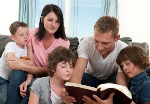 Preghiera in Famiglia nella V Domenica di Quaresima