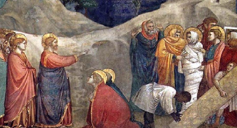 Preghiera per la quinta Domenica di Quaresima