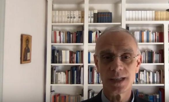 Mons. Raspanti si rivolge a detenuti, educatori e agenti di polizia penitenziaria