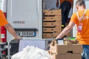 Milano. Banco Alimentare: «Aiutateci a non abbandonare i poveri»