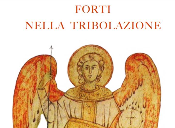 """""""Forti nella tribolazione"""", l'e-book gratuito con le parole del Papa"""