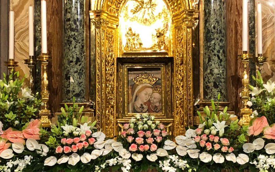 Preghiera alla Beata Maria Vergine del Buon Consiglio in tempo di pandemia