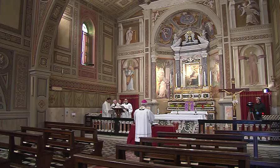 Rosario al Santuario della Madonna dello Zuccarello