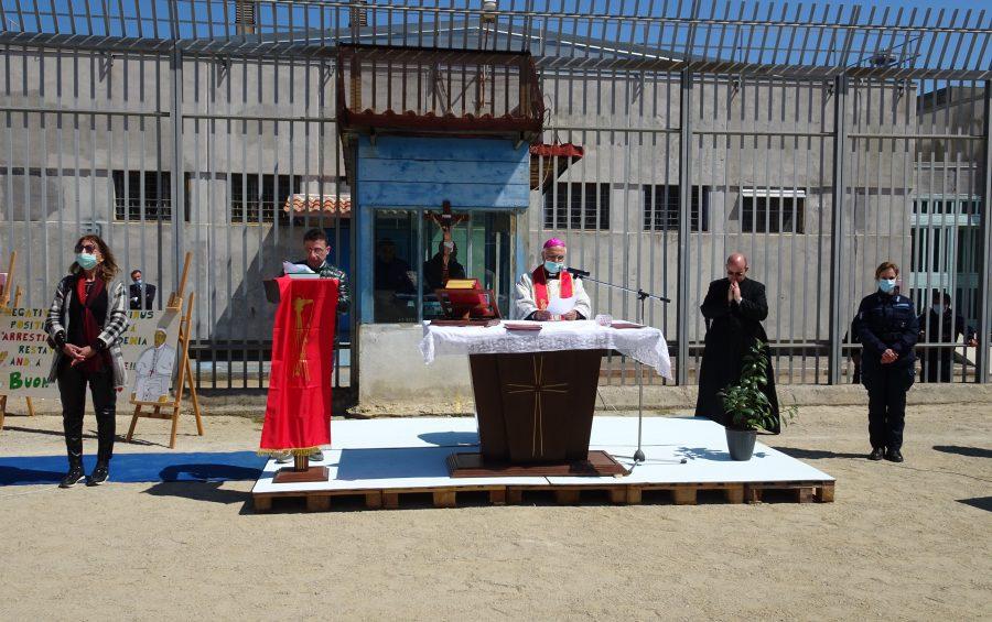 Un Venerdì di Speranza tra i detenuti di Catanzaro
