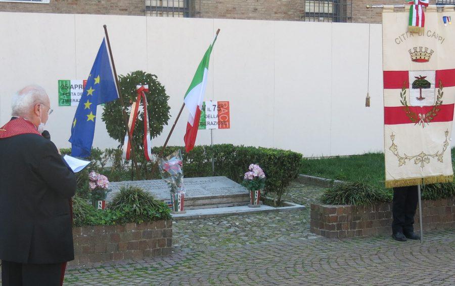 Mons. Manicardi: grati ai martiri; preghiera al Beato Focherini per la pace e per la salute