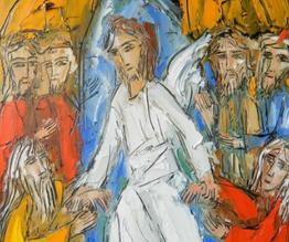 """""""Farò Pasqua da te"""": un percorso per vivere la Settimana Santa"""