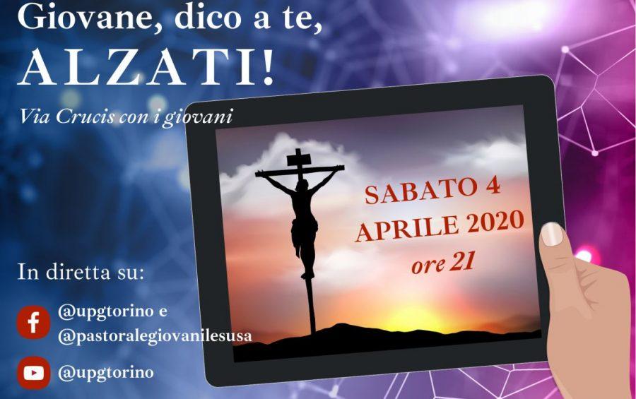 Gmg diocesana con Via Crucis on line sui social
