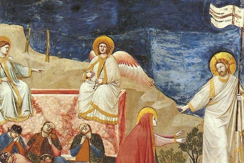 La Pasqua di Dio, la Pasqua dell'uomo