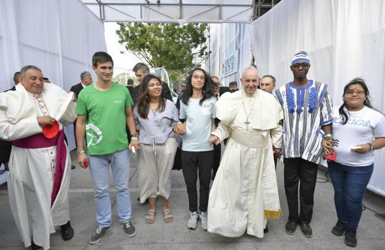 I giovani commentano il messaggio del Papa per la Gmg 2020