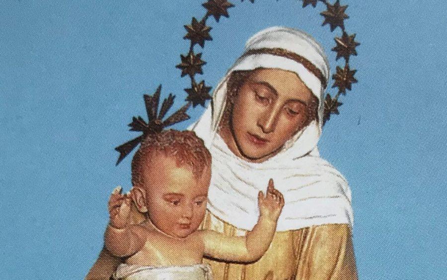 """Mons. De Luca: """"torna il mese di maggio, con Maria mai soli"""""""