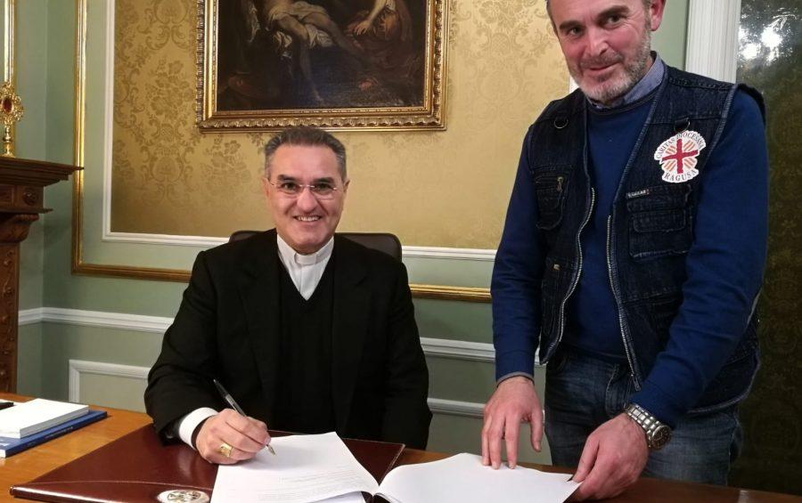 Patto di solidarietà tra Comune di Comiso e Diocesi: insieme in soccorso di chi è in difficoltà