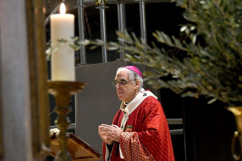"Mons. Tisi: ""la misteriosa luce del Calvario rischiari le nostre tenebre"""