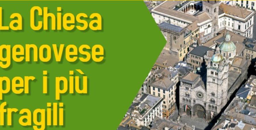 La Chiesa di Genova per i più fragili: i servizi di Caritas e Auxilium