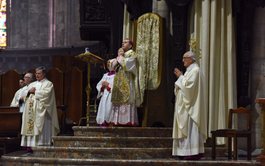 Mons. Delpini: con la luce della Pasqua, la situazione diventa occasione
