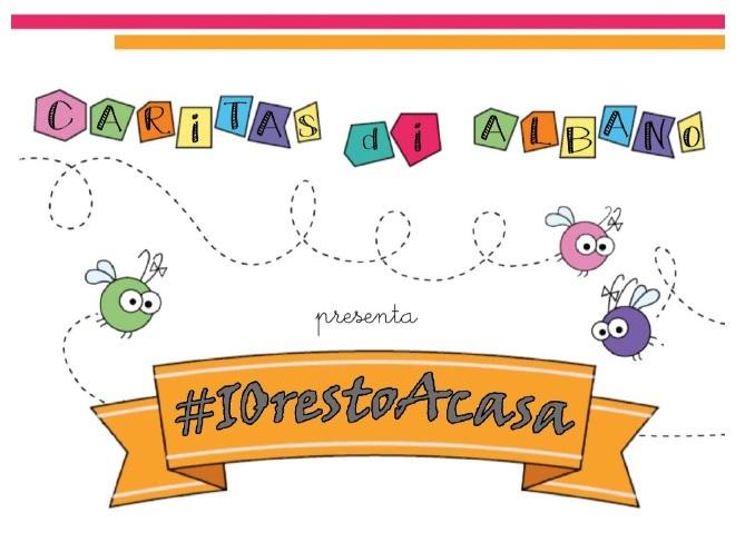 #iorestoacasa: svago e creatività per i più piccoli e le loro famiglie