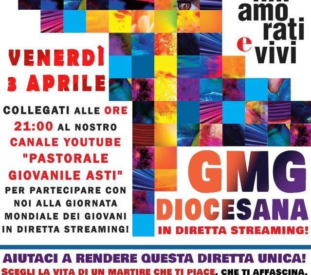 La Gmg diocesana in diretta streaming