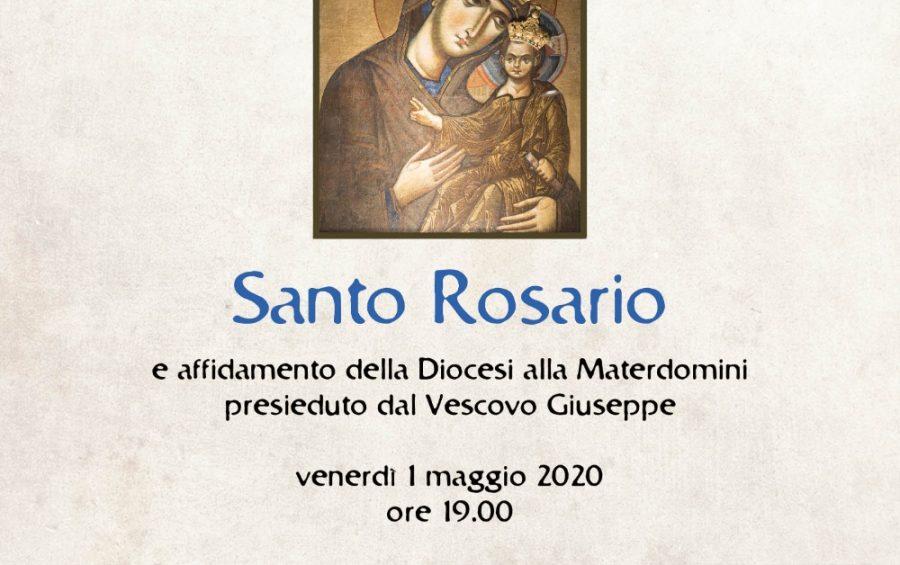 Il sussidio per il Rosario alla Materdomini