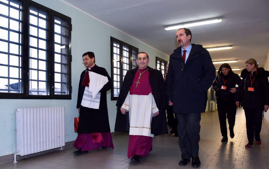 """Mons. Delpini: """"In carcere, figlie e figli di Dio"""""""