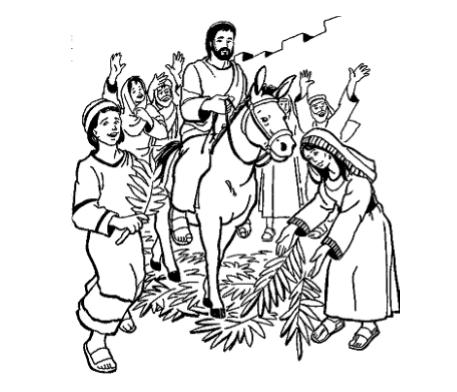 Domenica delle Palme: un sussidio per viverla in famiglia