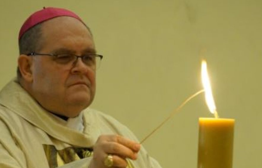 Mons. Parmeggiani invita a rinnovare l'Atto di affidamento alla Divina Misericordia