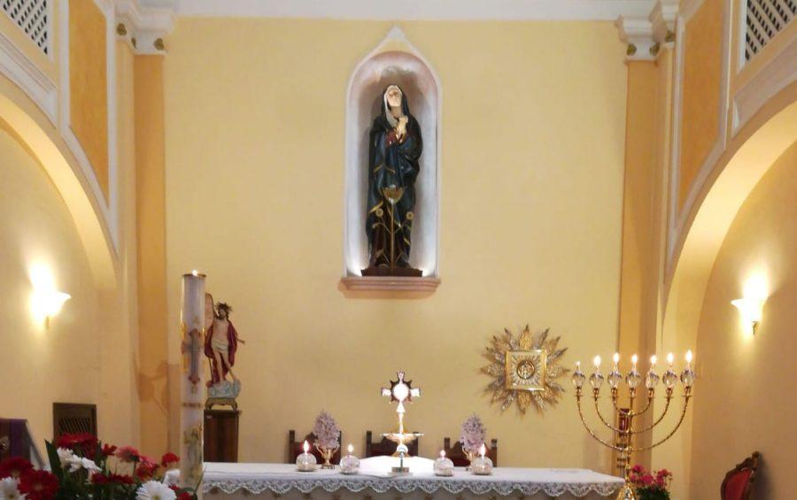 Preghiera mondiale da Nocera Superiore ai quattro angoli del Pianeta
