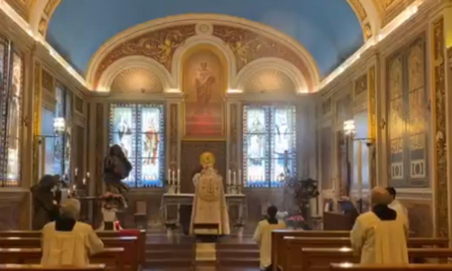 Processione Eucaristica e benedizione alla città