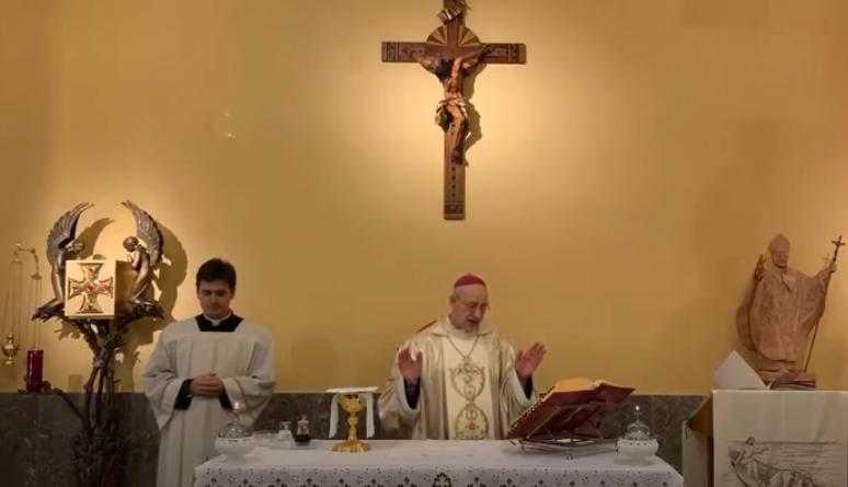 Giornata di preghiera per le vocazioni: la messa di mons. Russotto