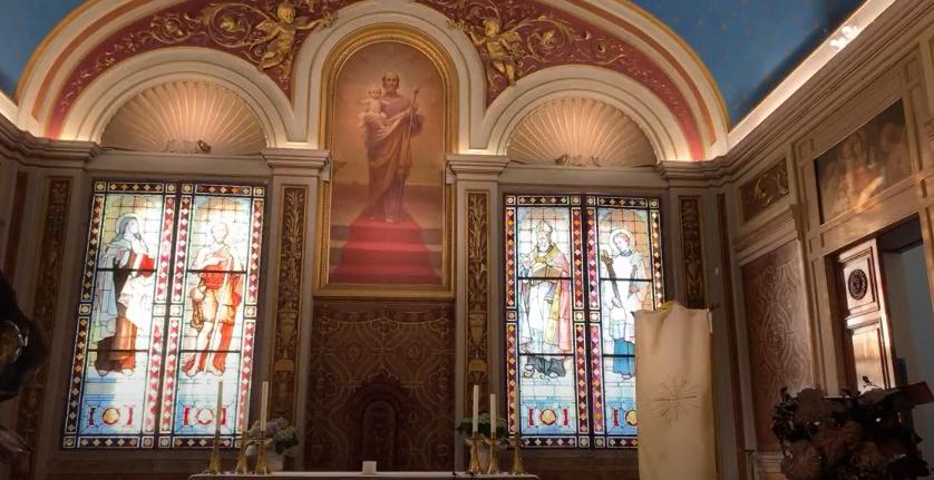 """Mons. Russotto presiede la Veglia Pasquale """"In Resurrectione Domini"""""""