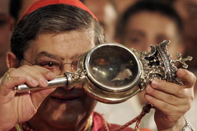 Culto e devozione di san Gennaro a Napoli e nel mondo