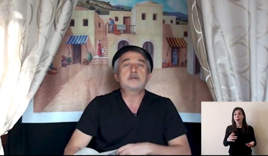 Sabato Santo: Marco Tibaldi lo racconta ai bambini con il teatro dei burattini