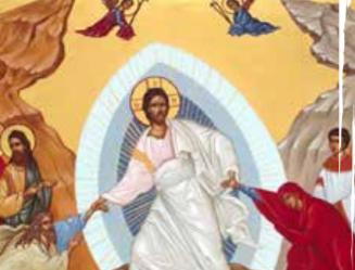 Per prepararsi a celebrare la Pasqua nelle case